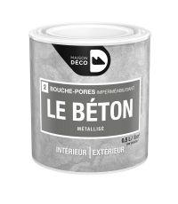 Bouche-pores métallisé - Le Béton 500 ml - MAISON DECO