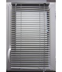 Store vénitien PVC 90 x 130 cm - gris