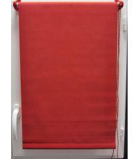 Store enrouleur tamisant 60 x 90 cm - rouge