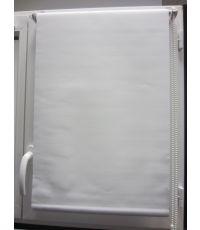 Store enrouleur occultant 45x90cm - blanc