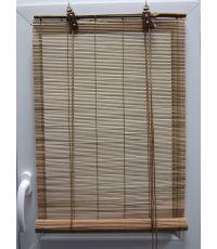 Store enrouleur baguettes bambou 90 x 180 cm - naturel