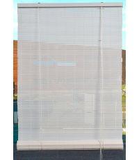 Store enrouleur PVC 90 x 180 cm - blanc