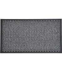 Tapis Lisa 60 x 80 cm cm polypro/PVC - gris