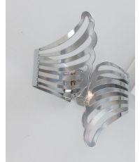Embrasse métal manchette Angel chrome – LUANCE