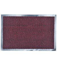 Tapis Lisa polypro/PVC bordeaux - 80 x 60