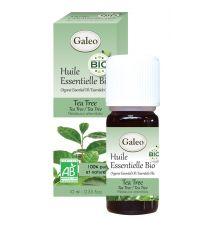 Huile Essentielle Bio Tea Tree 10ml - GALEO