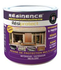 Résine de protection Resiprotect incolore 500ml - RESINENCE