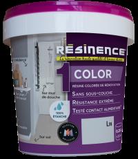 Peinture de rénovation Résine Color Multisupport Lin 250ml - RESINENCE