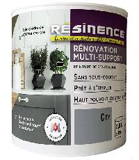 Peinture de Rénovation Multi-support City Satin 0,5L - RESINENCE