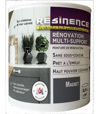 Peinture de Rénovation Multi-support Magnet Satin 0,5L - RESINENCE