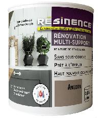 Peinture de Rénovation Multi-support Angora Satin 0,5L - RESINENCE