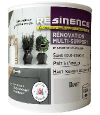 Peinture de Rénovation Multi-support Duvet Satin 0,5L - RESINENCE