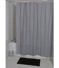 Rideau de douche peva 180 x 200 cm - gris