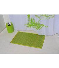 Tapis bambou 50 x 80 cm - vert
