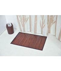 Tapis bambou 50 x 80 cm - marron