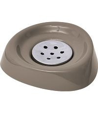 Porte savon conique - taupe