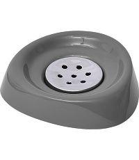 Porte savon conique - gris
