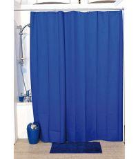 Rideau de douche peva 180 x 200 cm - bleu marine
