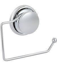 Dérouleur métal WC avec ventouse - chrome