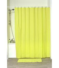 Rideau de douche peva 180 x 200 cm - vert anis