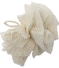 Fleur de bain ramie/coton - naturel