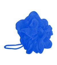 Fleur de douche bleu foncé