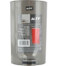 Poubelle osaki taupe - 3L - MSV