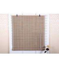 Store décoratif en bambou 1,50 x 2m taupe