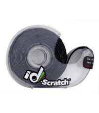 Dévidoir Id-scratch - noir - 2m/2cm - ID SCRATCH