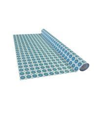 Adhésif imprimé awale bleue 0,45x2m