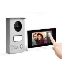 Interphone vidéo filaire, VisioDoor 4.3+ SCS SENTINEL