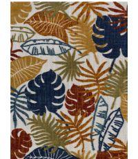 Tapis Cabana à feuilles 70 x 140 cm