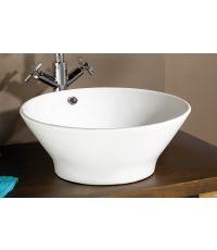 Vasque à poser Amalfi gres blanc - AYOR LT AQUA +