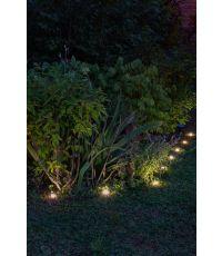 Guirlande solaire à planter 10 LED 5m