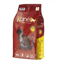 Croquettes chats saveur volaille 3,5 kg - KANEO