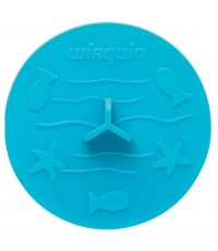 Bouchon universel Frisby, coloris turquoise - WIRQUIN