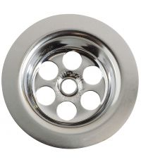 Grille ronde creuse pour lavabo / bidet - .B
