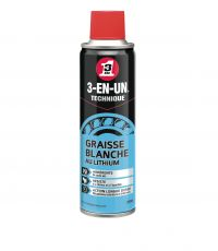 Technique graisse blanche au lithium - 250ml - 3-EN-UN