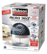 Absorbeur d'Humidité Aero 360° 20m² - RUBSON
