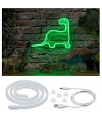Kit ruban USB Neon Colorflex vert 1 m 4,5 W 5 V