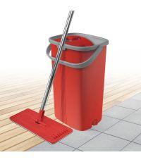 Balai Smart Mop compact - LISERE VERT