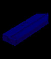 Réglette LED Conero DIM 40 Blanc MULLER LICHT L40 7W