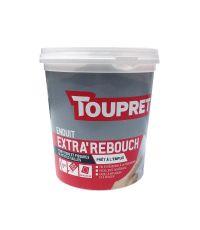 Enduit de rebouchage Extra Rebouch en pâte 1,5kg - TOUPRET