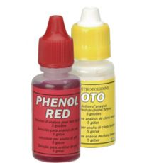Recharge de liquide Oto/Phénol pour trousse d'analyse - GRE