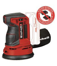 Ponceuse excentrique TE-RS 18 Li - Solo - EINHELL