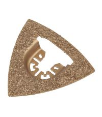 Plateau abrasif triangulaire CT - WOLFCRAFT