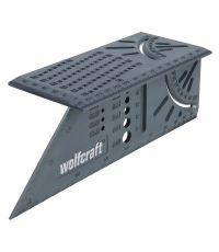 Équerre 3D de coupe d'onglet - WOLFCRAFT