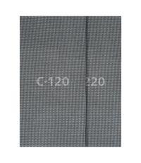 4 Patins maille SiC G120/220 115x280mm - WOLFCRAFT