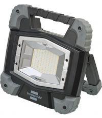 Projecteur LED TORAN portable, rechargeable, connecté en Bluetooth, 3800 lumen (IP55, autonomie 30h, fonction Powerbank)