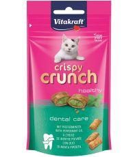 Friandise pour chat Crispy Crunch Dental 60gr - VITAKRAFT